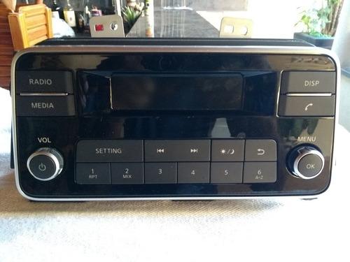 rádio nissan kicks com usb, bluetooth original sem uso
