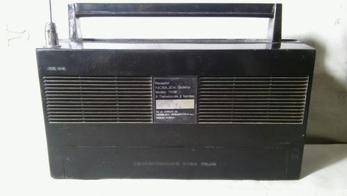 radio noblex giulietta a pilas detalle anda en 1 estacion