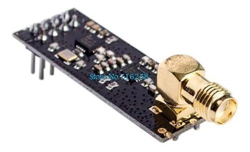 rádio nrf24l01 2.4ghz pa lna wireless 1000m arduino p