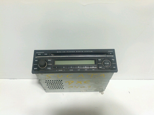 radio orig gol fox space fox usado