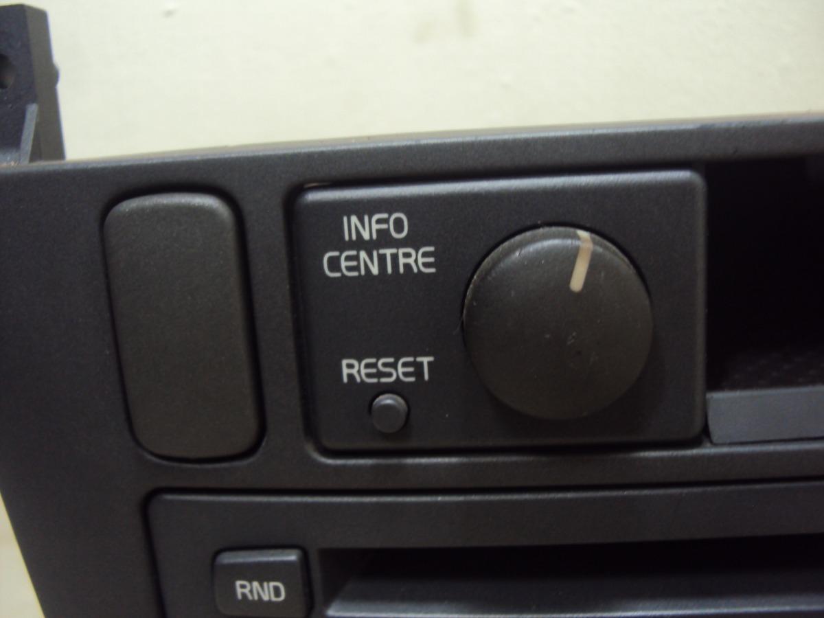 Radio Original Com Code Volvo S40 Ano 2001