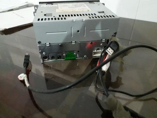 rádio original da mitsubishi pajero tr4 2011