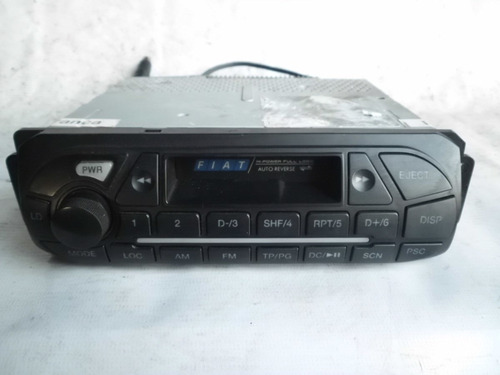 radio original do fiat palio