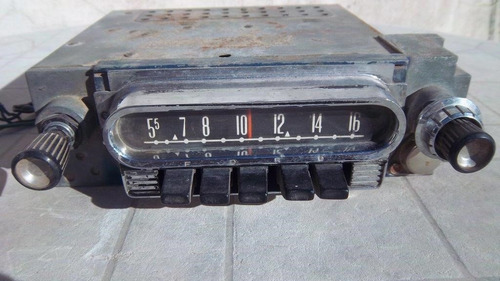 radio original ford falcon modelo 1972