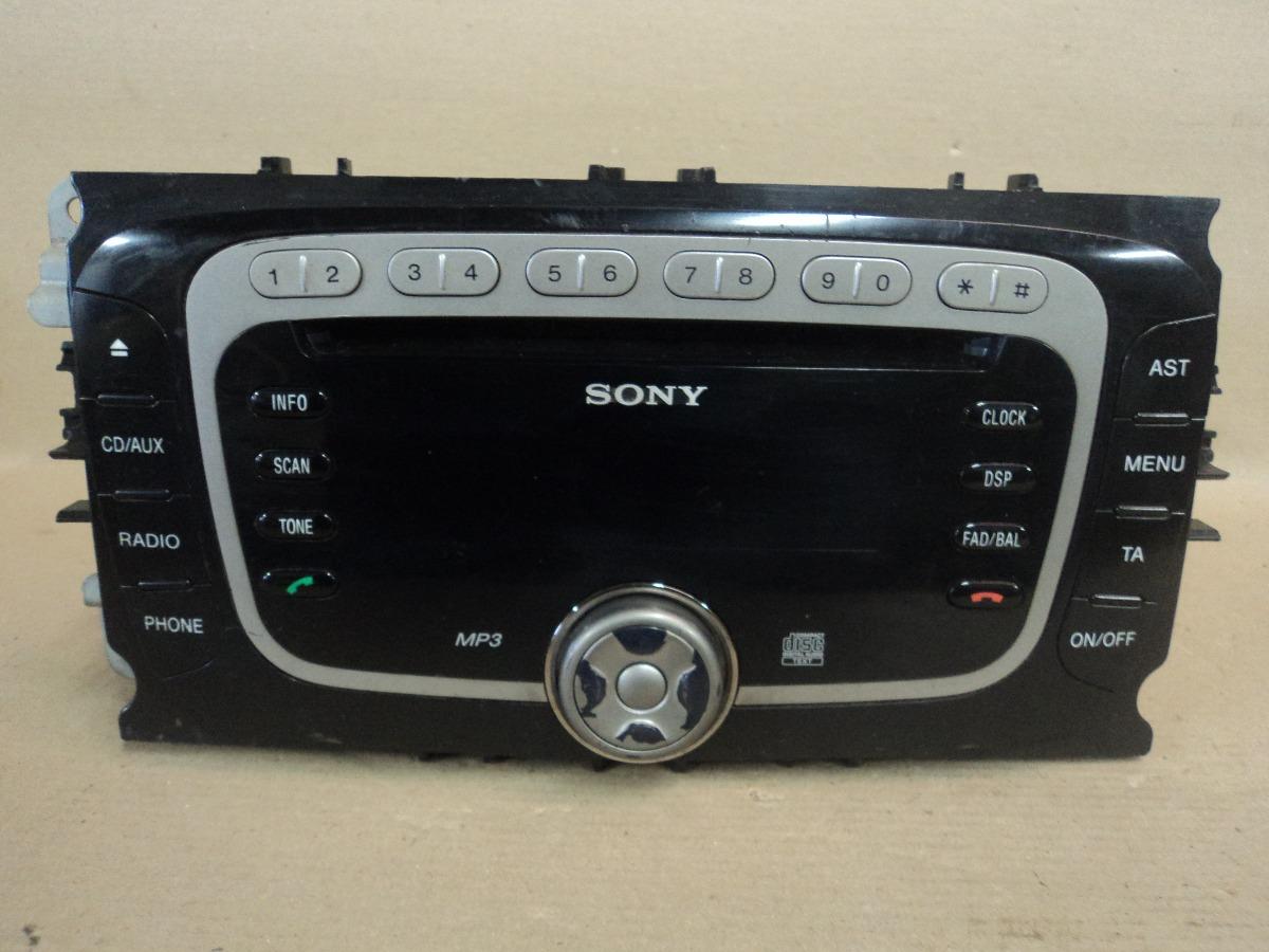 Rdio Original Ford Focus 2012code 0722sem Chicote R 17000 Em 2012 Codes Carregando Zoom