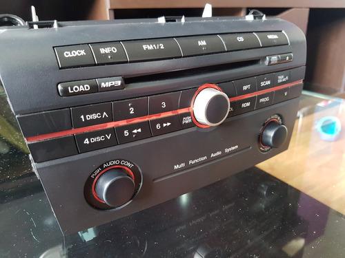 radio original mazda 3, mp3 perfecto estado 10/10