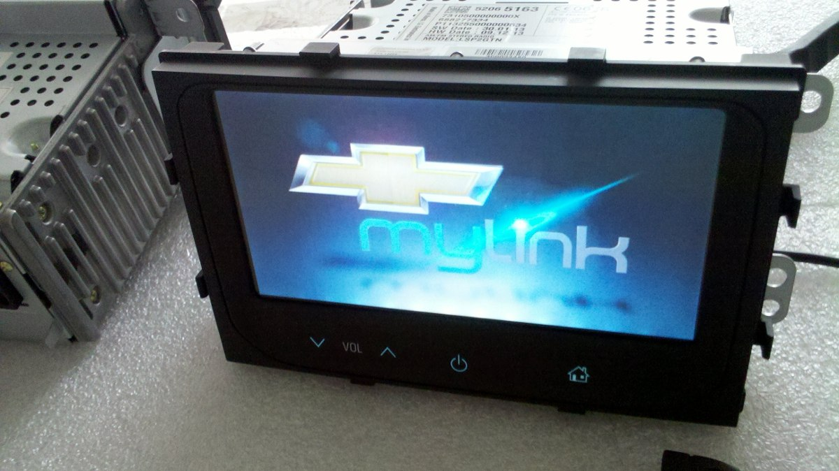 Radio Original My Link Gm Para Onix Spin Cobalt
