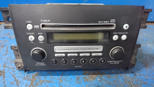 radio original para suzuki grand vitara 2005 - 2012