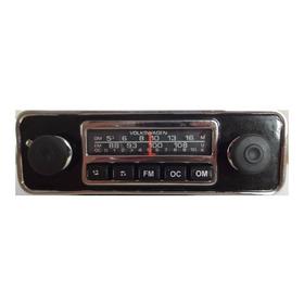 Rádio Original Volkswagen Fusca, Brasília, Tl - Fm - Usado