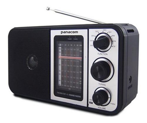 radio panacom rf-2544 dual am fm
