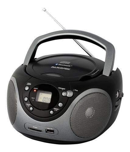 radio panavox fm am cd mp3 pendrive usb memoria sd bluetooth