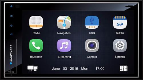 radio pantalla blaupunkt (android gps ipod&iphone) bogota960