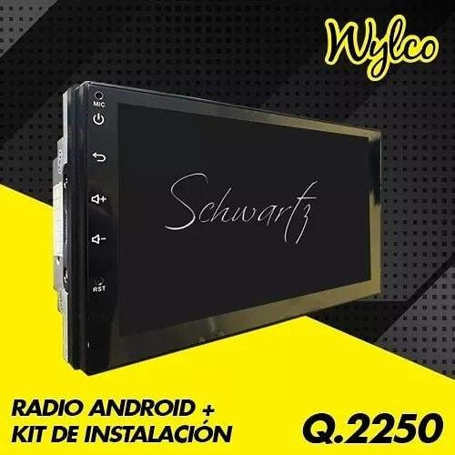 radio pantalla schwartz 7