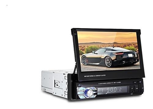 radio pantalla tactil motorizada / bluetooth / pendrive / sd