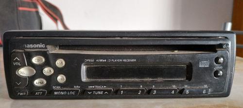 radio para auto panasonic
