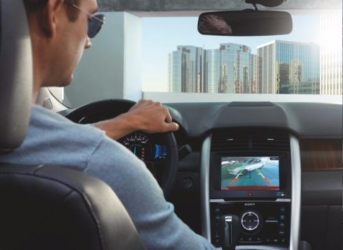 radio para auto touch gps dvd tv bluetooh usb + camara retro