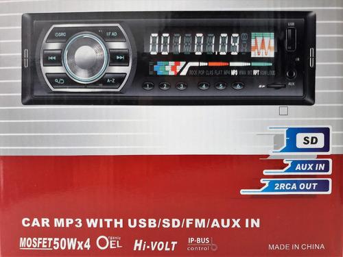 radio para carro barato usb auxiliar economico envio gratis