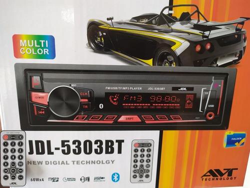 radio para carro bluetooth usb micro sd auxiliar 60x4