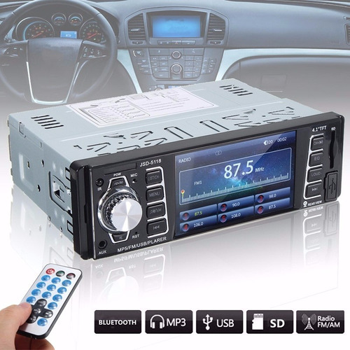 radio para carro con