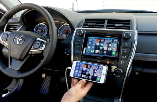 radio para carro doble din mirror link av usb sd bluetooh hd