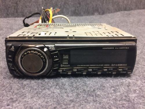 radio para carro dual