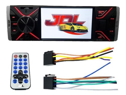 radio para carro jdl pantalla 4 bluetooth mp3 mp4 mp5 usb sd