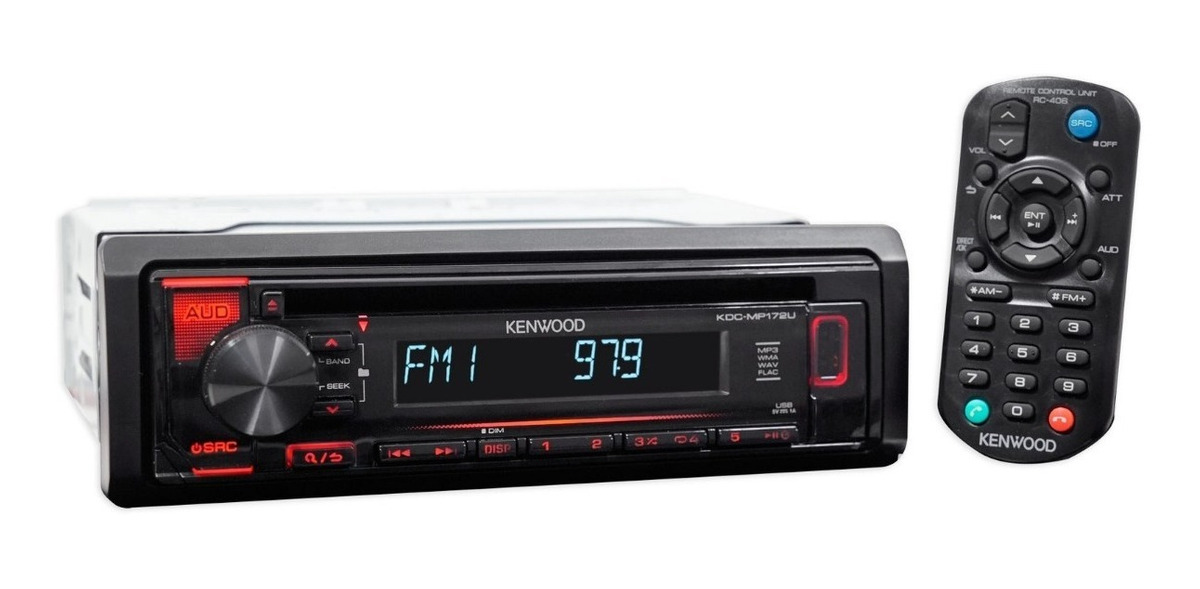 70a4b08a6b0 radio para carro kenwood kdc-mp172u usb iphone android. Cargando zoom.
