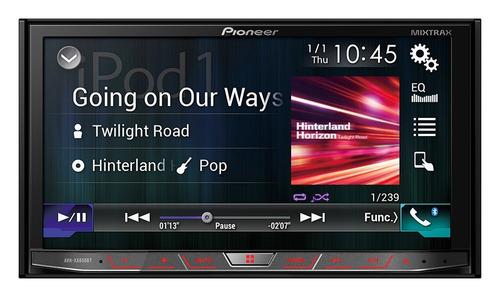 radio para carro pioneer