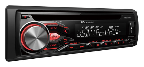 radio para carro pioneer dex-x2850ui usb/aux mixtrax inc iva