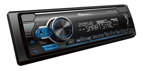 radio para carro pioneer mvh s325bt bluetooth usb aux origi