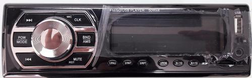 radio para carro usb