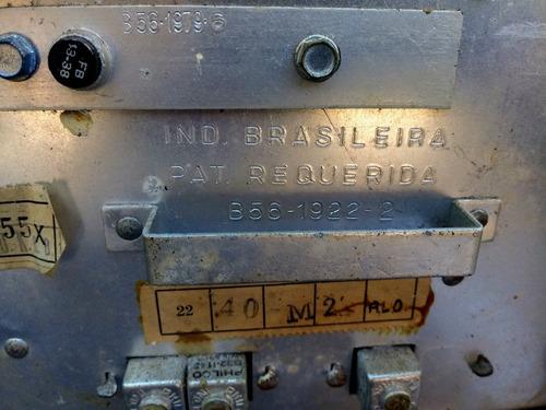 radio philco all transistor transglobe 9 band não func peças