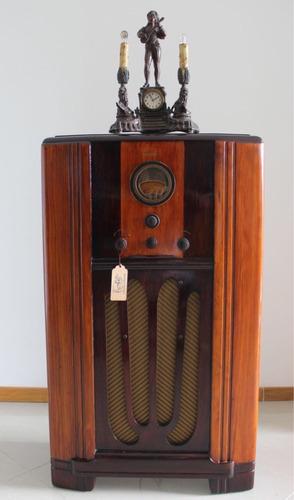 radio philco antiguo original