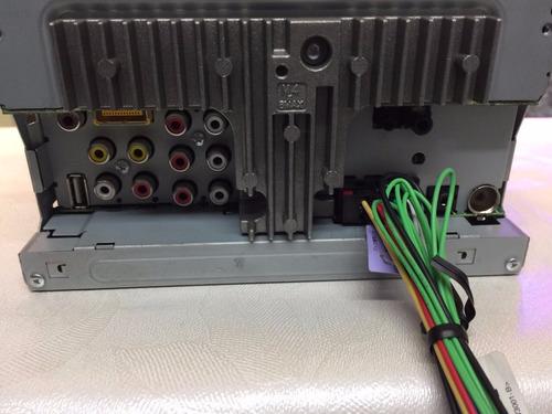 radio pioneer avh-x2750bt usb, bluetooth, 2 din usado