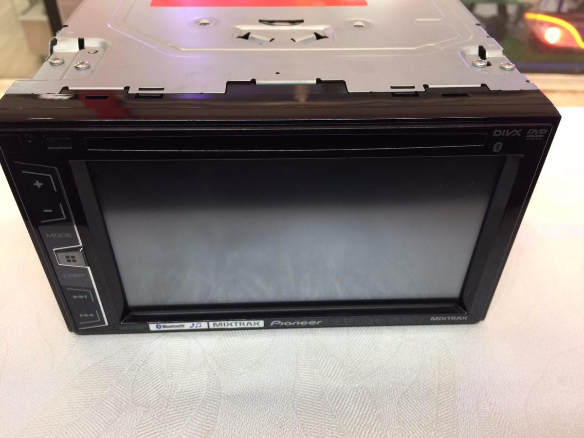 Radio Pioneer Avh X2750bt Usb Bluetooth 2 Din Usado 559000 En