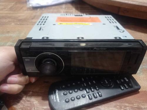 rádio pioneer · cd · sd card · dvd