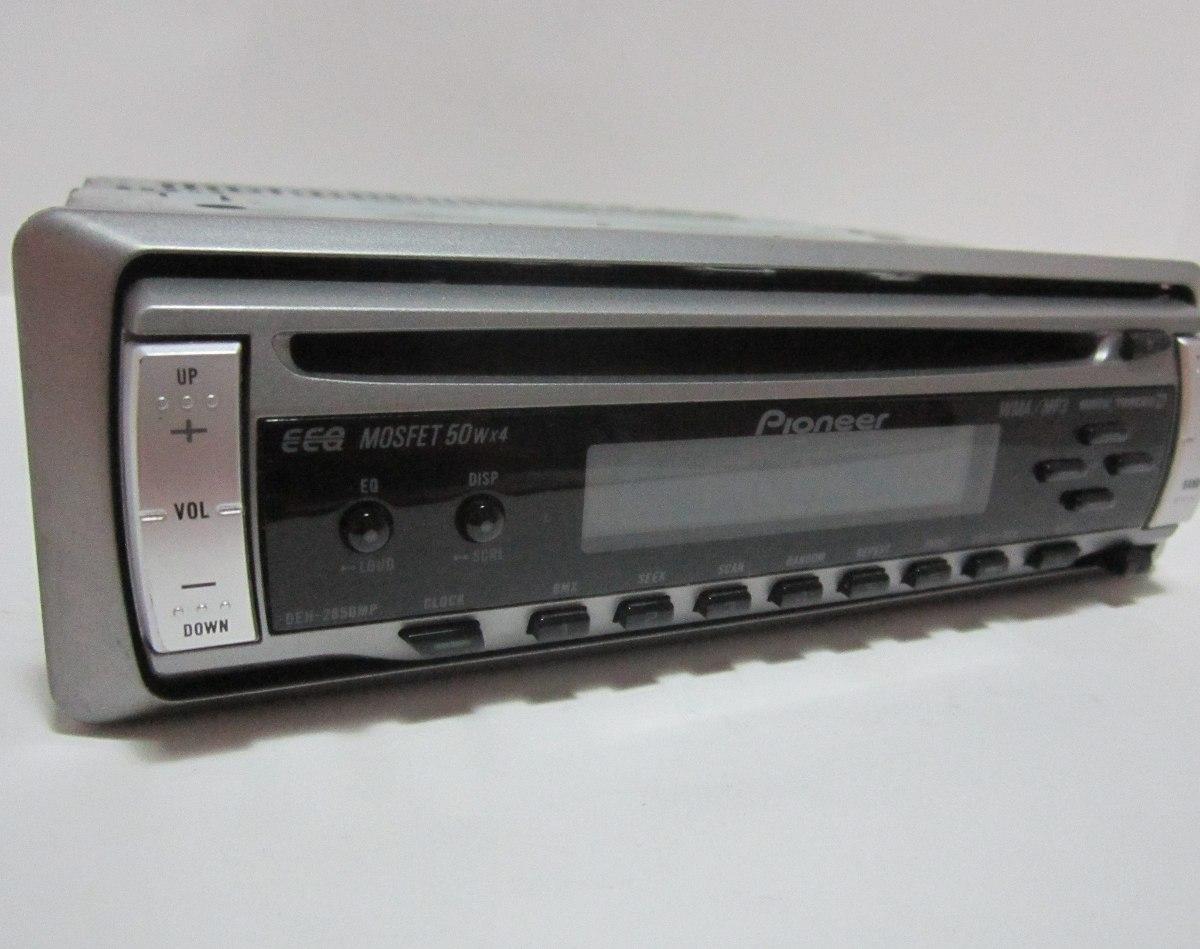 Radio Pioneer Cd Usado 95000 En Mercado Libre
