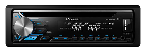 radio pioneer deh-x3950bt bluetooth usb factura garantia
