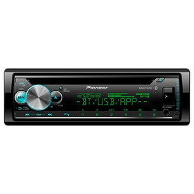 Radio Pioneer Deh-x500bt Club Lights Instalación Gratis
