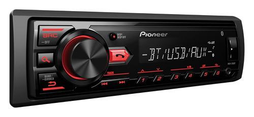 radio pioneer mvh 295bt