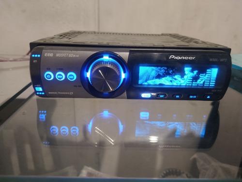 rádio pioneer p1y automotivo