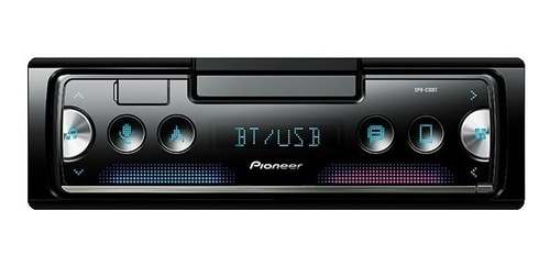 radio pioneer sph c10bt soporte celular bt usb