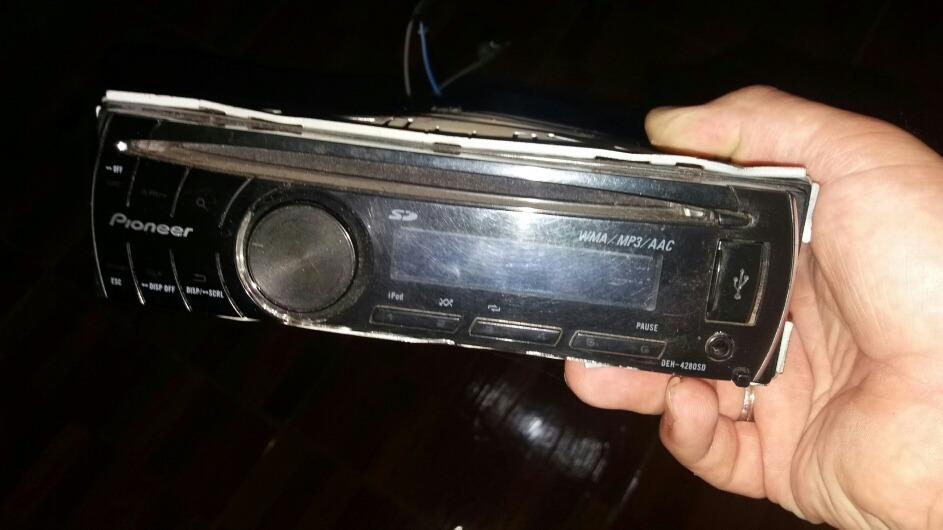 Radio Pioneer Usado R 13000 Em Mercado Livre