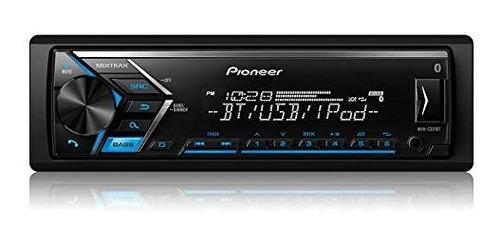 radio pioneer usb bluetooth usb mvh-s301bt 2019