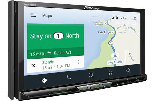 radio pioneer wireless carplay  y android auto.