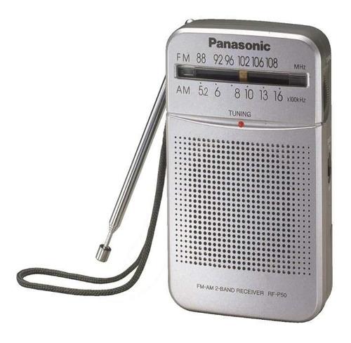 radio portable am/fm panasonic rf-p50