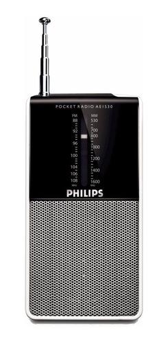 radio portátil am fm philips ae1530/00 en cuotas