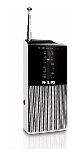 radio portátil am fm philips ae1530/00 tamaño bolsillo