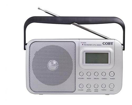 rádio portátil am/fm,