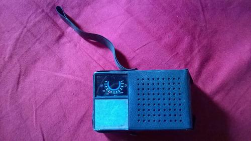 radio portatil antigua
